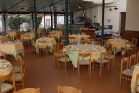 Restaurant in Sovana with typical food of the Tuscan Maremma