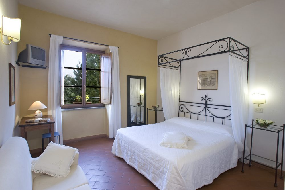 Hotel in Sovana in the Tuscan Maremma near Sorano