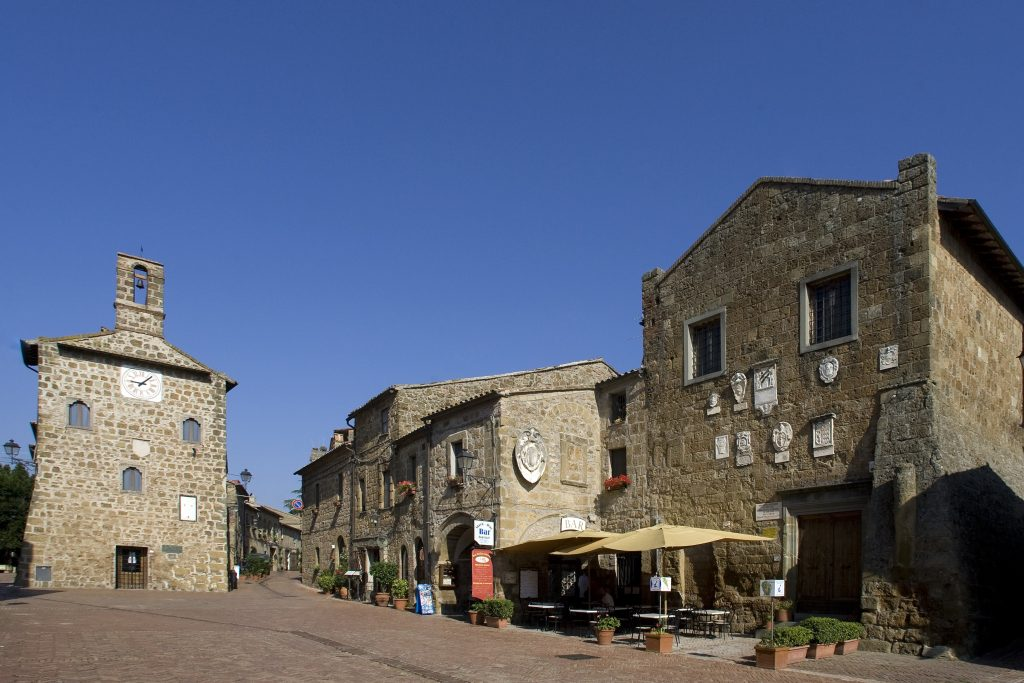 Art Nature Relax in Sovana between Pitigliano and Saturnia