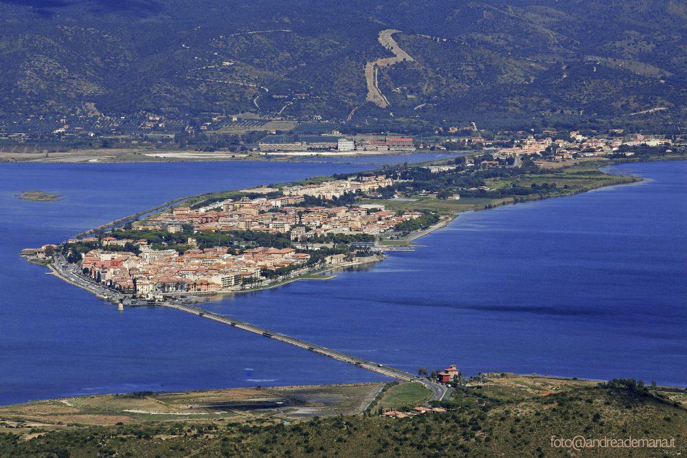 Argentario il mare della Maremma Toscana