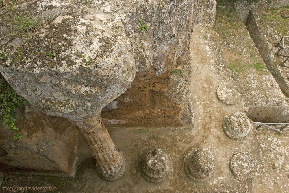 Parco archeologico di Sovana antica città etrusca